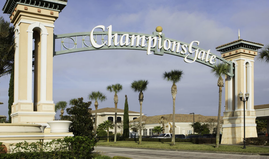 Champions Gate Real Estate Champions Gate Holiday Homes