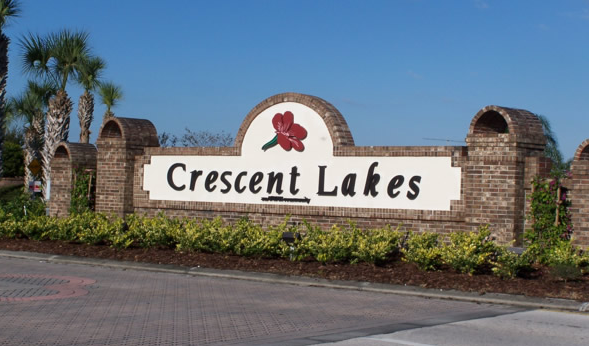 Crescent Lakes