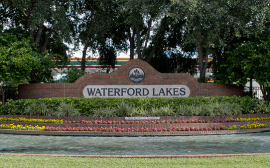 The Crest At Waterford Lakes