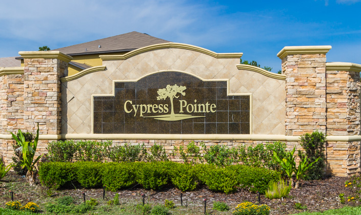 Cypress Pointe Forest