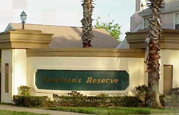 Hamilton's Reserve