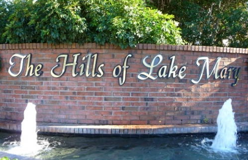 The Hills Of Lake Mary