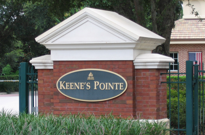 Keene's Pointe