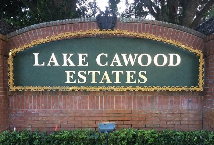 Lake Cawood Estates