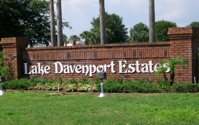 Lake Davenport Estates
