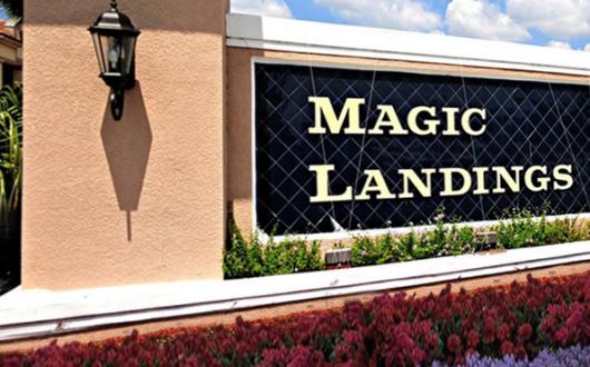 Magic Landings