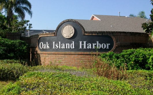 Oak Island Harbor