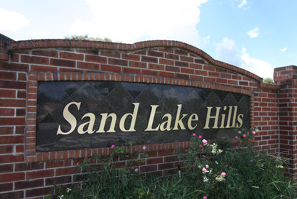 Sand Lake Hills