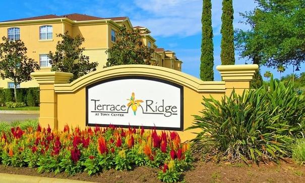 Terrace Ridge