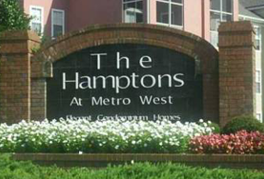 The Hamptons At Metro West