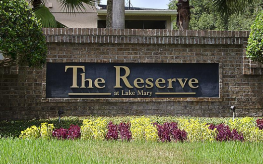 The Reserve At Lake Mary