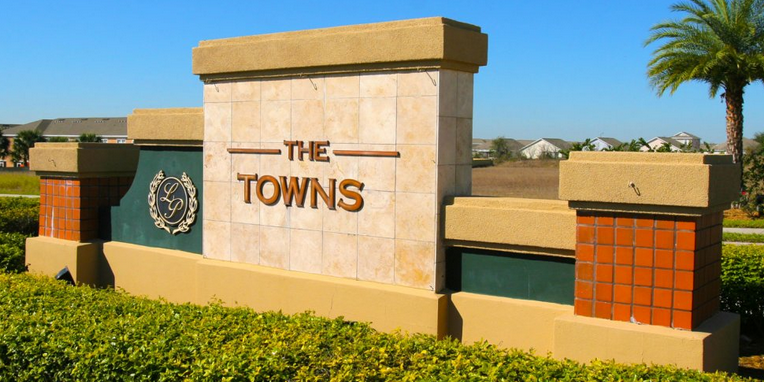 The Towns Of Legacy Park