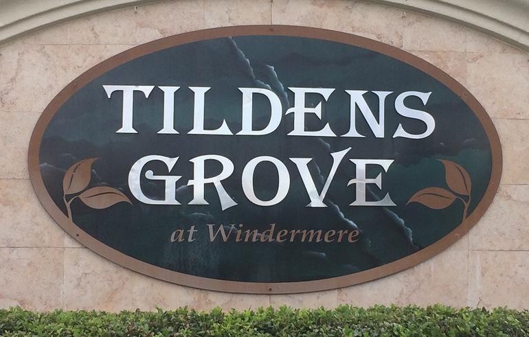 Tildens Grove