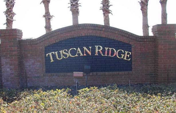 Tuscan Ridge