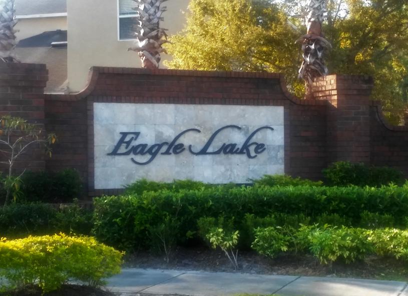 Eagle Lake Kissimmee Florida