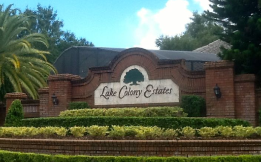 Lake Colony Estates Maitland FL