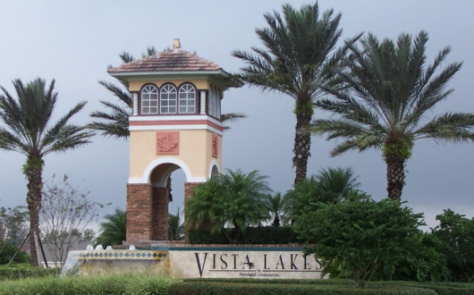 Vista Lakes Orlando Florida
